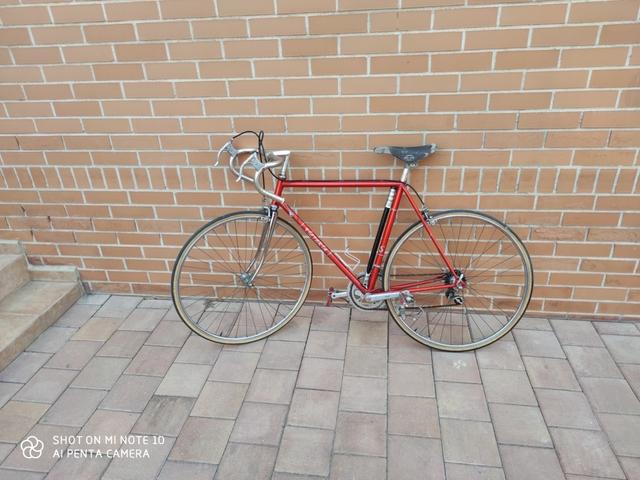 Bicicleta Antigua Zeus