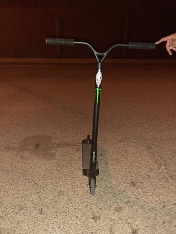 Scooter De Trucos (Precio Negociable)