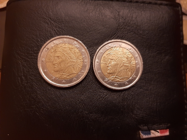 Moneda 2 Euros Italia