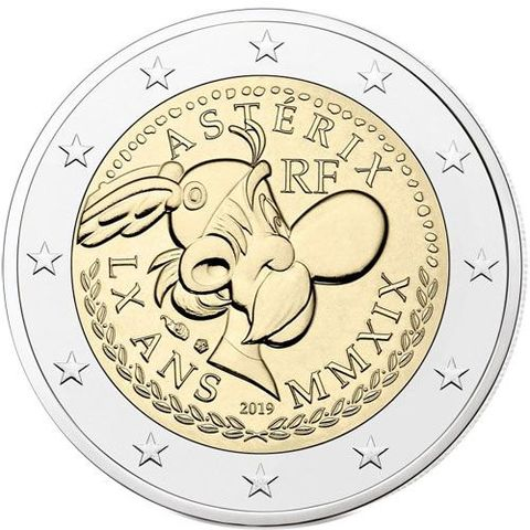 Moneda Conmemorativa De 2 Euros
