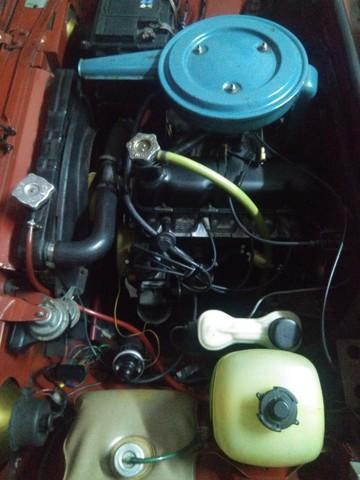 MOTOR SEAT 124 1. 2 - foto 2