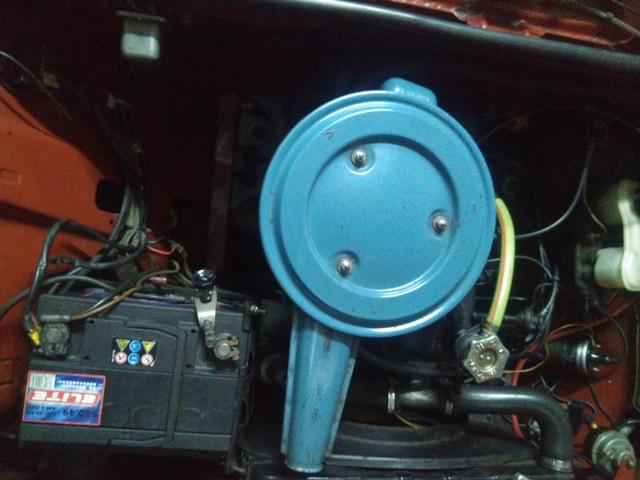 MOTOR SEAT 124 1. 2 - foto 3
