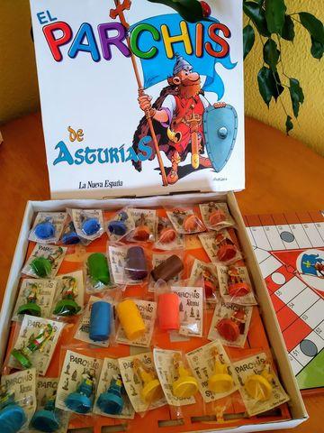 Parchis De Asturias A Estrenar