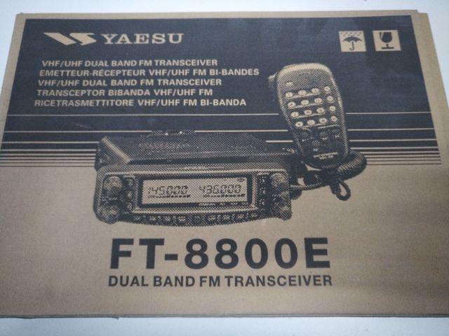 YAESU FT-8800E - foto 5