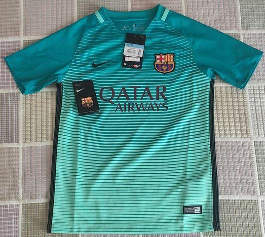 Camiseta Oficial Fútbol Club Barcelona!