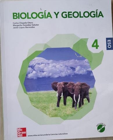 Mil Anuncios Com Biología Y Geología 4º Eso Mc Graw Hill