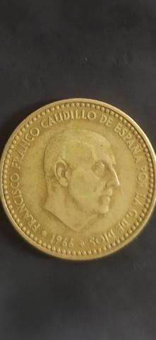 Monedas Raras De Pesetas
