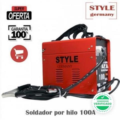 SOLDADOR DE HILO AUTOMATICO STYLE SIN GA - foto 6