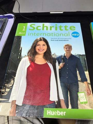 SCHRITTE INTERNATIONAL NEU 1 A1. 2+CD - foto 1
