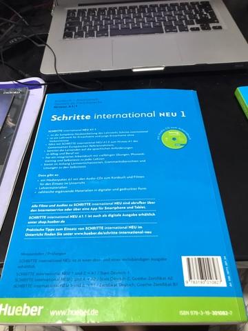 SCHRITTE INTERNATIONAL NEU 1 A1. 2+CD - foto 3