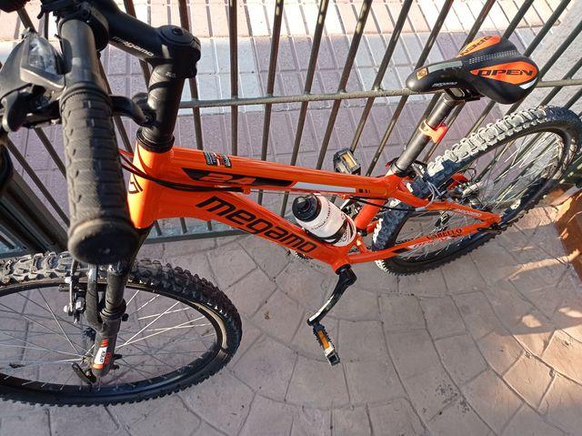 Bicicleta Megamo 24 Pulgadas Open Junior