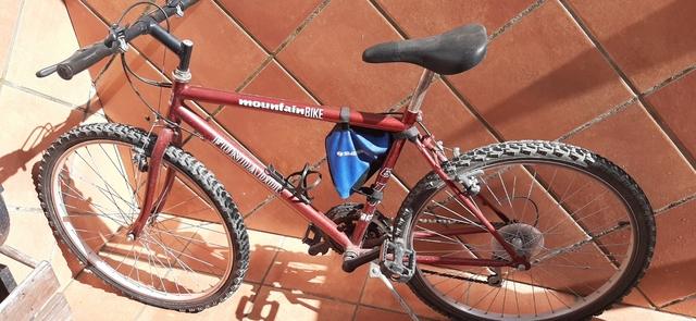 "Bicicleta De Montaña 26\""Nueva"