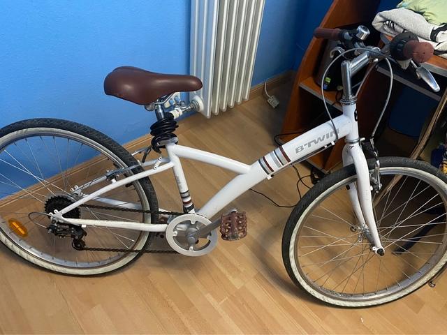 Bicicleta De 24 Pulgadas De Paseo