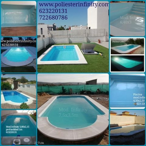 Casco Piscina