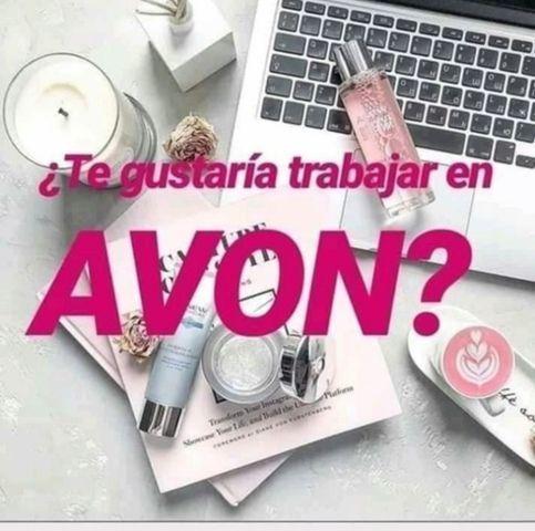 ¿QUIERES SER DISTRIBUIDORA DE AVON? - foto 1