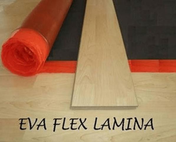 Eva Flex Acustico 2Mm Con Lámina