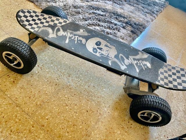 Skateboard Eléctrico