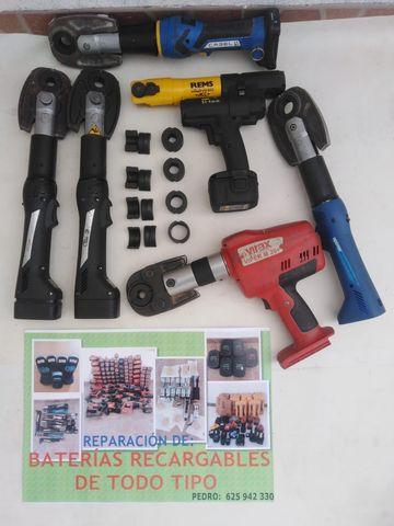 Maquinas Multicapa Reparación De Batería
