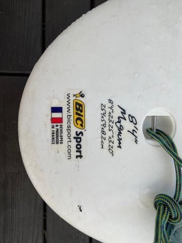 TABLA DE POLIURETANO  BIC SURFER 8, , 4 - foto 4