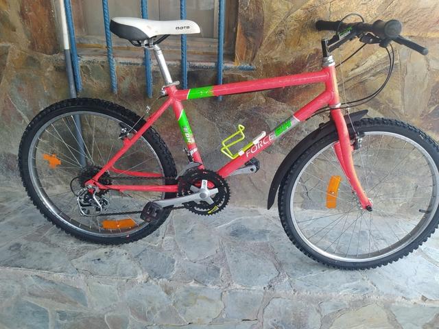 Bicicleta De 24  Bh