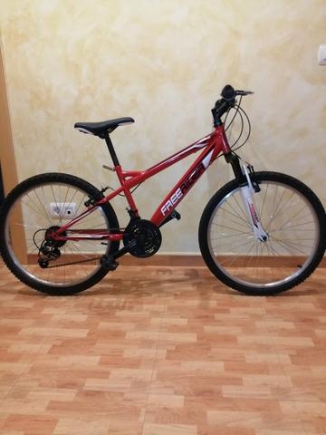 Vendo Bicicleta De 24 Pulgadas Nueva.