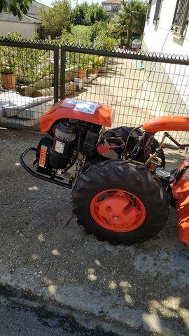 MOTOCULTOR AGRIA 7709 RV - foto 3