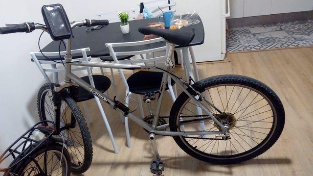 Bicicleta Decathlon