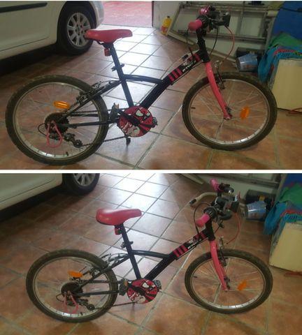Vendo Bici 20 Pulgadas