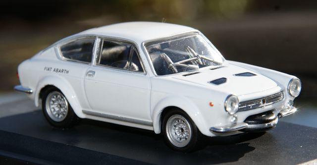 Fiat Abarth Ot 2000 1966 (850 Coupe) Esc