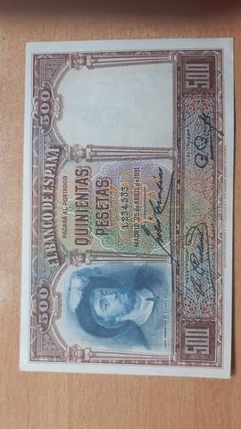 500 Pts 1931