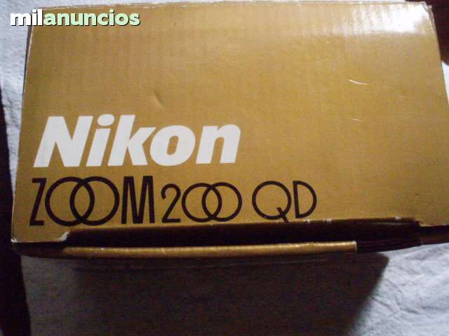 NIKON - ZOOM 200 QD - foto 1