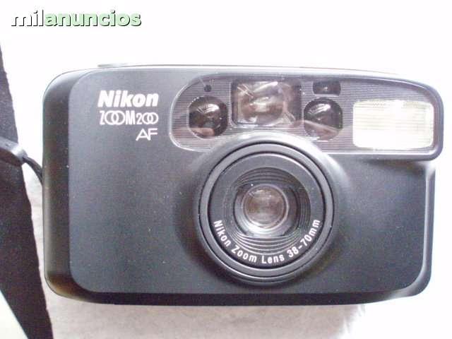 NIKON - ZOOM 200 QD - foto 2