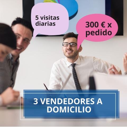 SE BUSCA 3 VENDEDORES DOMICILIO EXPERTOS - foto 2
