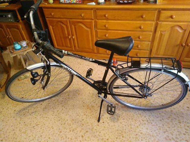 Vendo Bici Bh Modelo Boston.