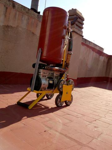 Compresor Portátil Sube Escaleras