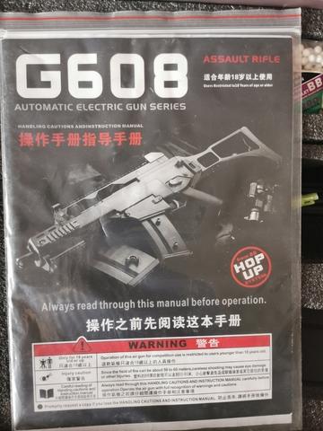 RIFLE AIRSOFT G36C - foto 6