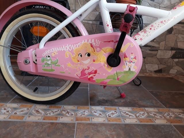 Bicicleta Rosa Infantil.  Muy Buen Estado