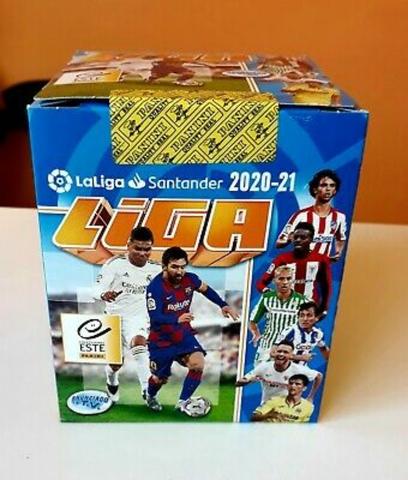 Cromos Liga Este Panini 2020/2021