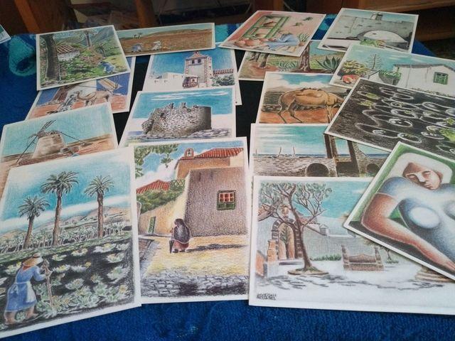 Vendo Postales Y Fotos Antiguas
