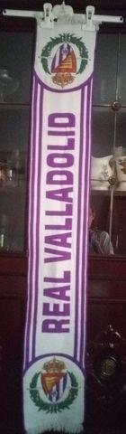 Bufanda Real Valladolid