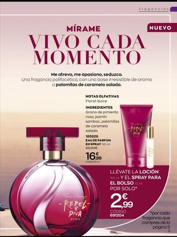 MILANUNCIOS | Moda y complementos avon perfumes de segunda mano