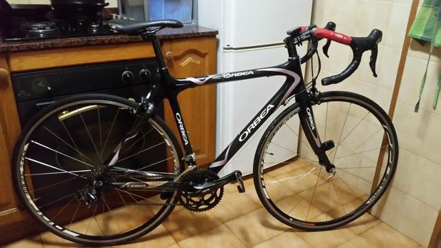 Orbea Onix Carbono .  Bici De Carretera