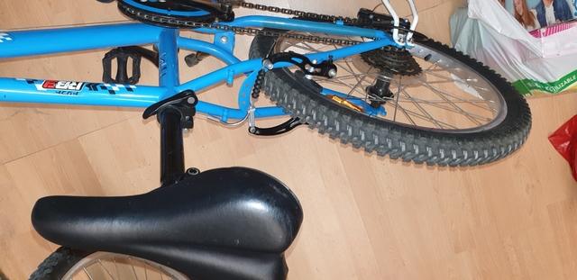 "Bicicleta 20 \\\"" Niñ@"