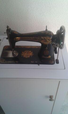 Máquina De Coser Singer Vintage