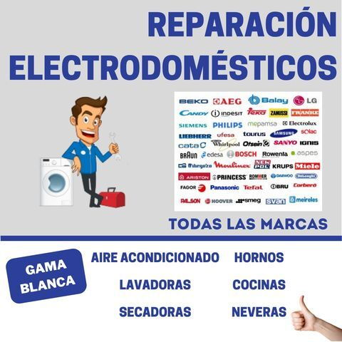 REPARACION ELECTRODOMESTICOS MIJAS - foto 1
