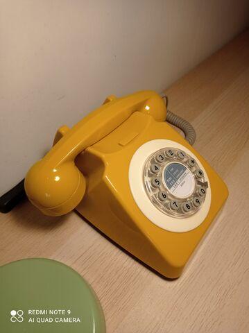 TELEFONO FIJO VINTAGE - foto 2