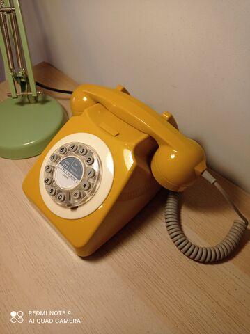 TELEFONO FIJO VINTAGE - foto 3