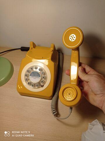 TELEFONO FIJO VINTAGE - foto 4