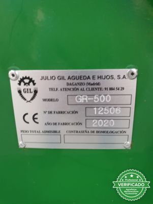 GIL GR-500 - foto 6