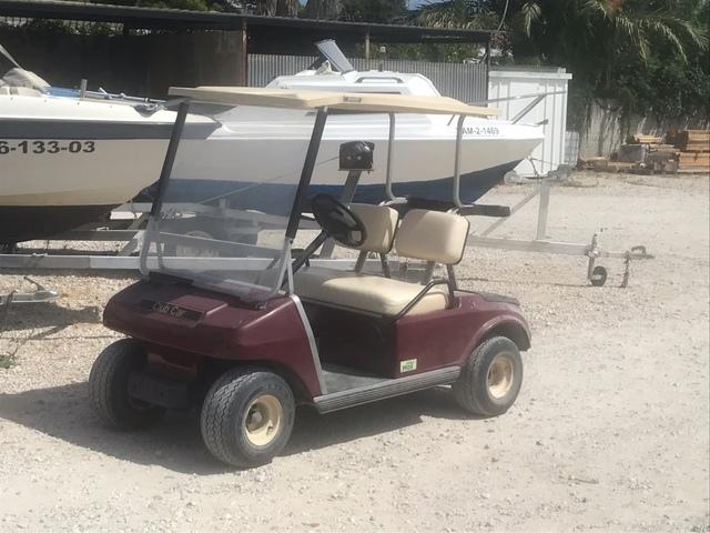 Buggy  Golf Club Car